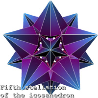 5th stellation of the icosahedron