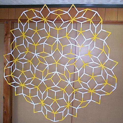 Transformable Penrose Tiling